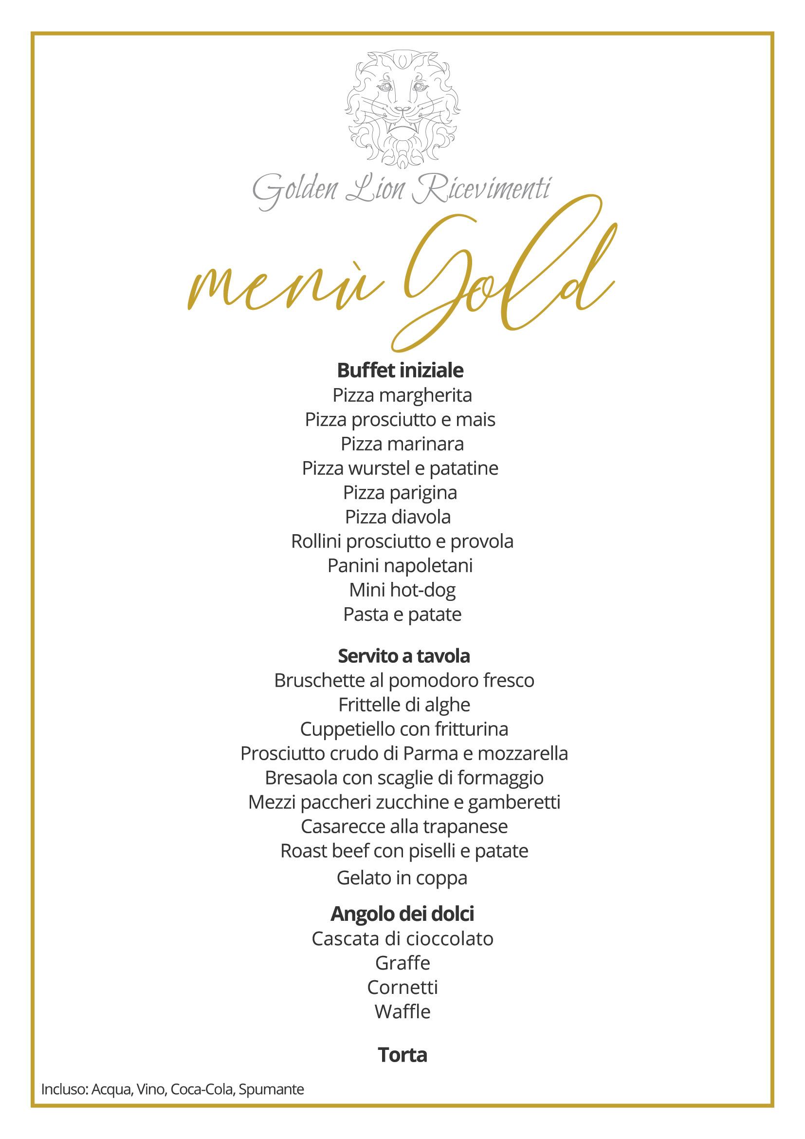 Anniversario Matrimonio Napoli.I Nostri Menu Casoria Feste 18 Anni Festa Di Laurea